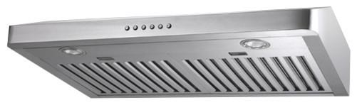 Proline PLJW 185 Under Cabinet Range Hood, 30 modern-kitchen-hoods-and-vents