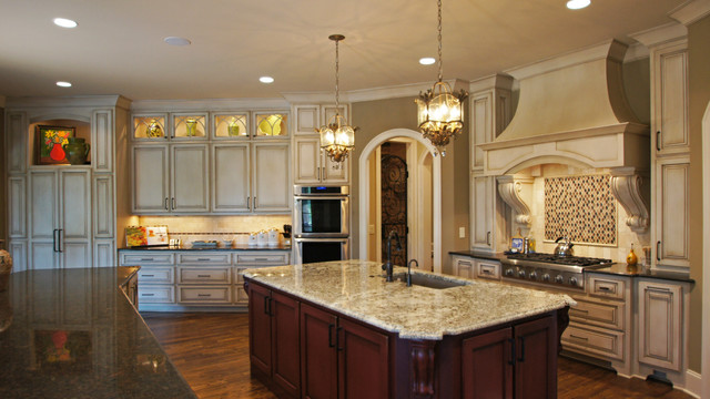 Annandale Brentwood TN Traditional Kitchen Nashville By