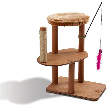 KittyScape Basic Playscape Cat Tower Kit contemporary-pet-supplies