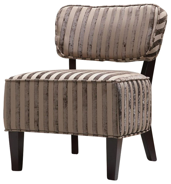 Coaster Accent Chair in Beige transitional-living-room-chairs