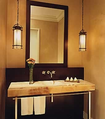 Jaffe Architects traditional-powder-room