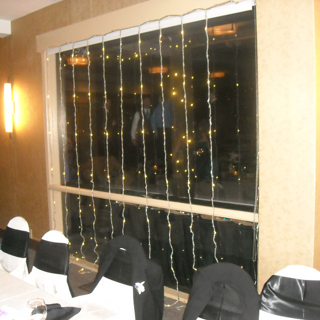 Led light curtain traditional san diego by environmentallights