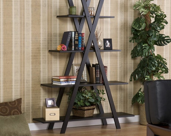 Holly & Martin Milford Etagere-Black - StudioLX
