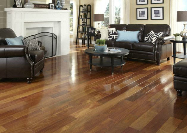 Bellawood brazilian teak cumaru hardwood flooring by for Bellawood hardwood floors