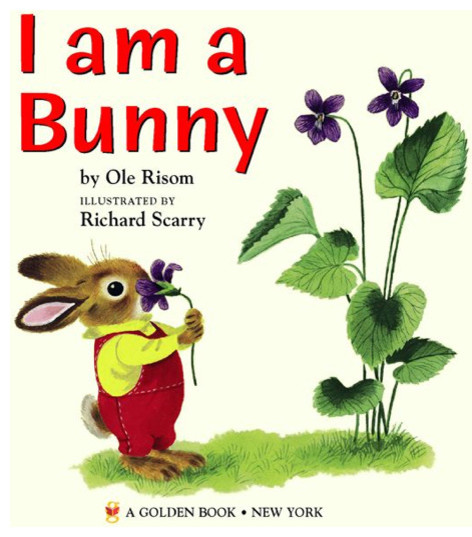I Am A Bunny traditional books