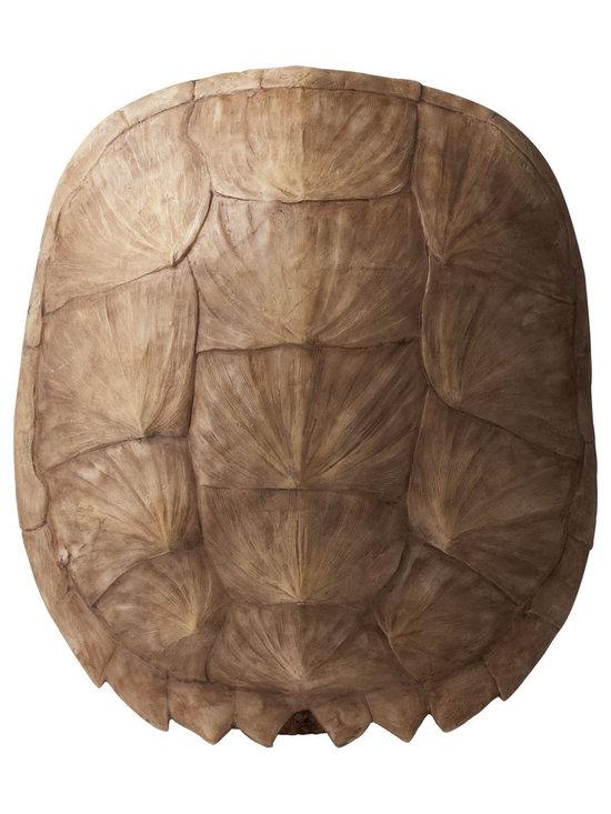 Large Resin Tortoiseshell -