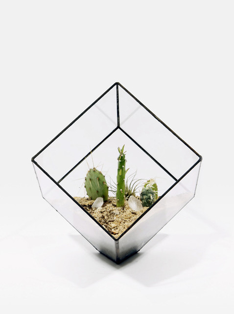 modern indoor pots and planters by Score + Solder