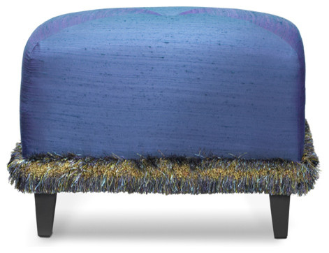Peacock ottoman contemporary-footstools-and-ottomans