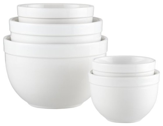 5-Piece Mixing Bowl Set modern kitchen tools