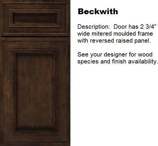 Beckwith kitchen-cabinetry