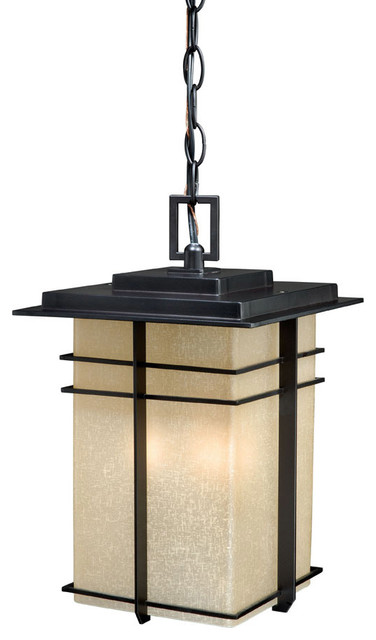 Ashbee Noble Bronze Outdoor Hanging Lantern traditional-outdoor-ceiling-lights