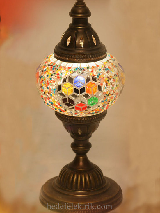Turkish Style - Mosaic Lighting - Code: HE-94527_49