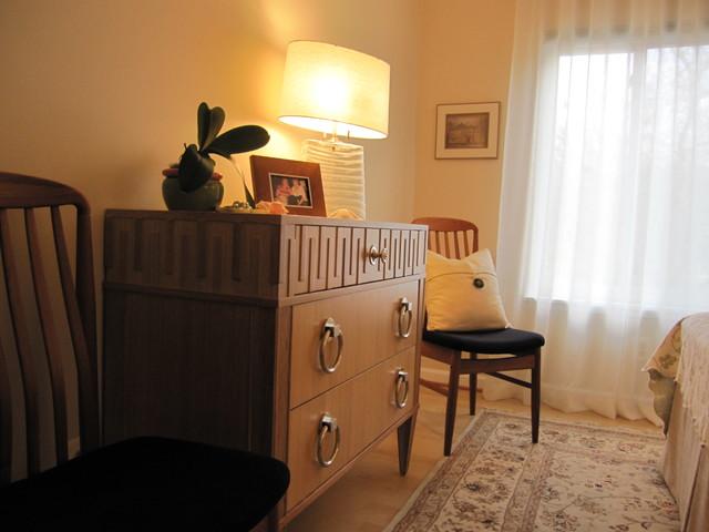 Eclectic style condo in Washington, DC contemporary-bedroom