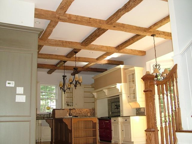 Reclaimed wood beams mantels flooring traditional for Reclaimed wood new york