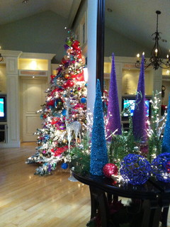 Christmas Decorations Transitional San Diego By