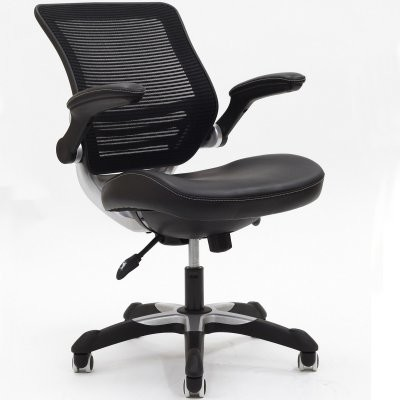 Modway Edge Office Chair with Leatherette Seat modern-office-chairs