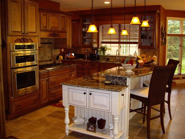Medina Remodel traditional-kitchen-cabinets