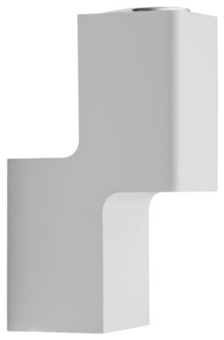 Double Sparkle Wall Sconce contemporary-wall-lighting