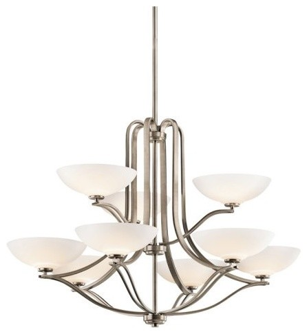 Kichler Chatham 42762 Chandelier - 38 in. contemporary chandeliers