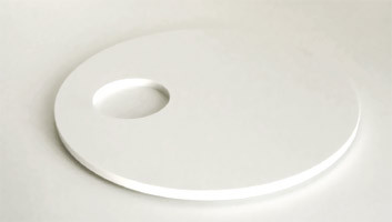 Modern Serving Dishes And Platters by FTF Design Studio