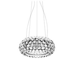 Caboche Suspension Lamp - hivemodern.com modern chandeliers
