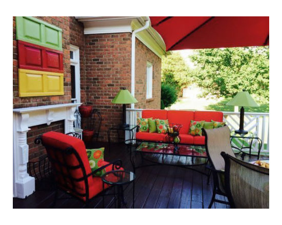 Outdoor Furniture Cushions -