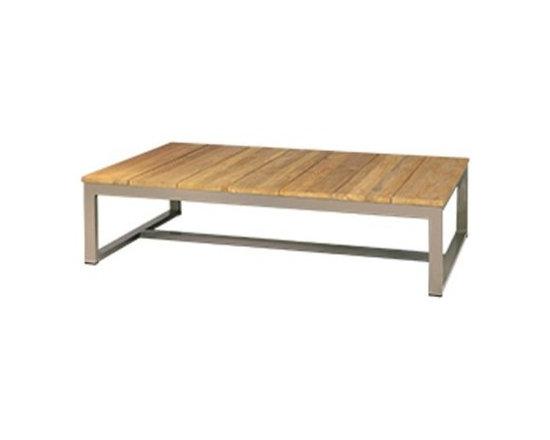 Mamagreen - Mamagreen | Mono Rectangular Coffee Table, Wood - Design by Vincent Cantaert & Barbara Widiningtias.