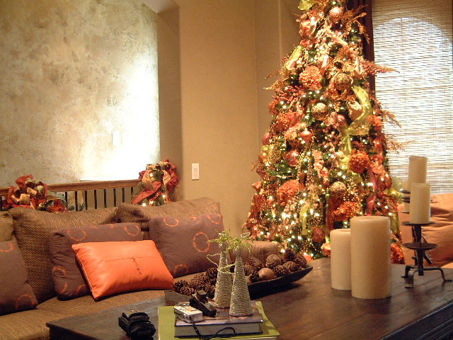 Christmas Interiors christmas interior - home design