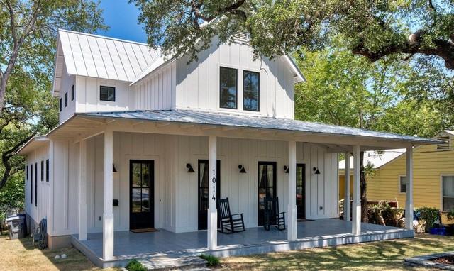 Custom Farm House