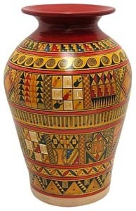 Mexican Home Decor & Accents eclectic-vases