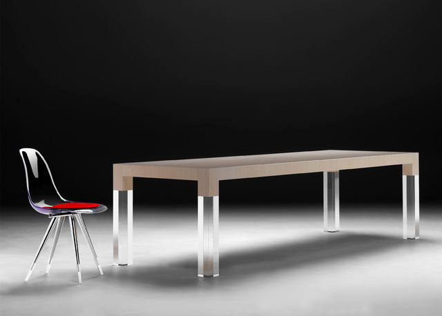 Kubikoff Mies Table modern-dining-tables