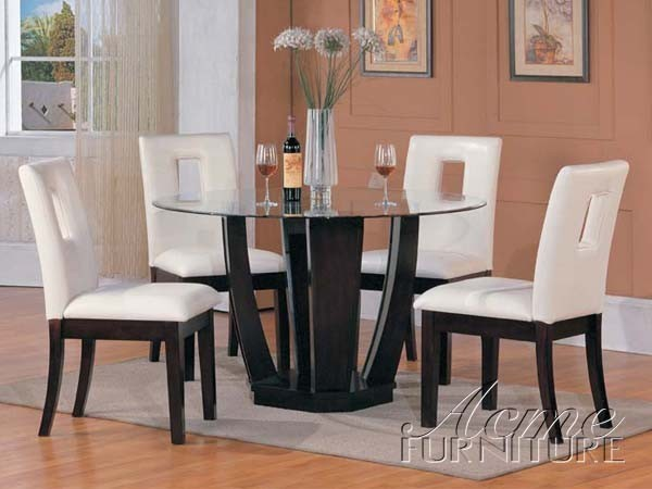 High Quality 5 Piece Contemporary Dining Set. Piece Contemporary Dining Acme Furniture  Bethany 5set Home Design Resume