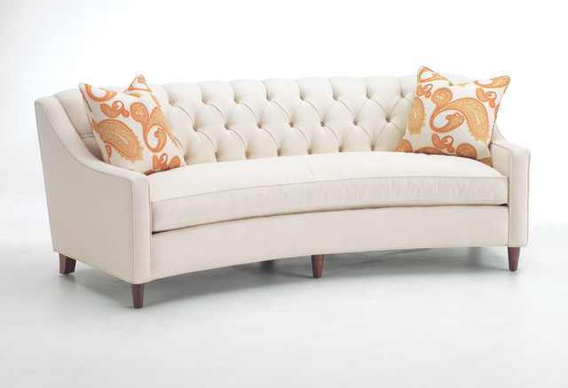 Memphis Curved Sofa Sofas Seattle By Diggs