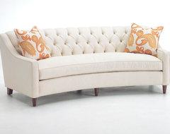 Memphis Curved Sofa sofas