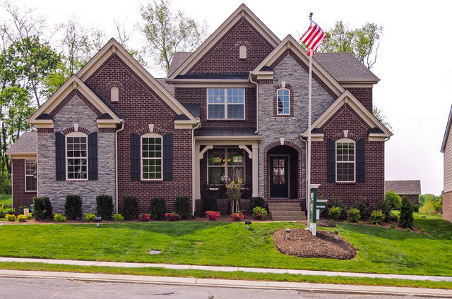Fountain brooke model home Nashville tn home builders