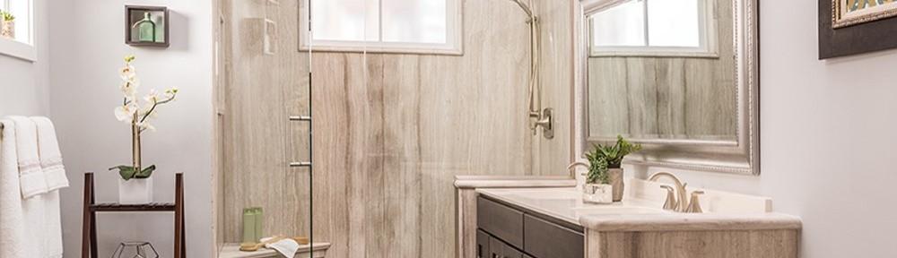 Re bath of spokane for Bath remodel spokane