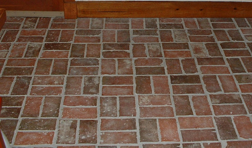 Love The Brick Floors But How Does One Clean