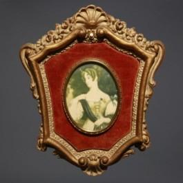 Victorian Antique Portrait I