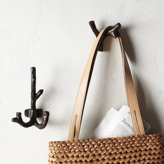 Branch Hooks modern-wall-hooks