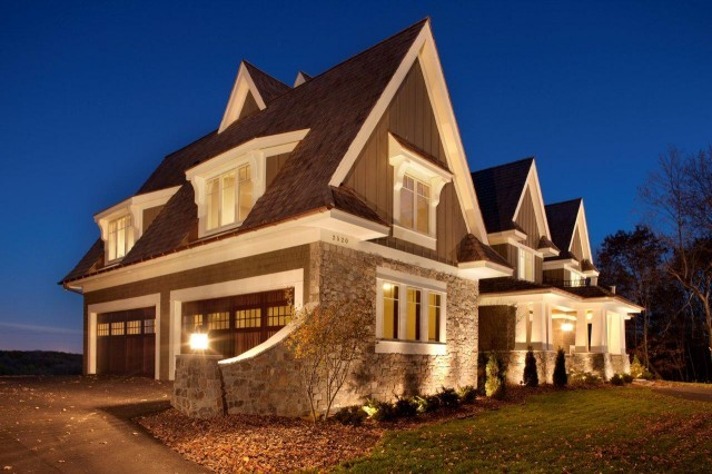 Willow Hill Estate traditional-exterior