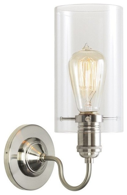 Retro Cylinder Wall Sconce Modern Wall Sconces By Lightology