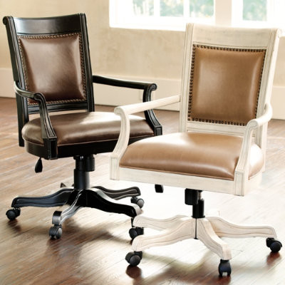 Kingston Desk Chair traditional-office-chairs