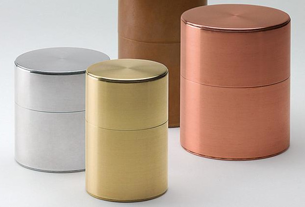 Kaikado Canister modern tabletop