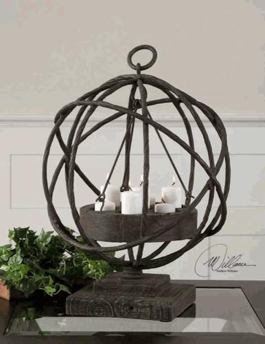 17059 Sammy Candleholder: Feel The Pleasure Of Candle Light modern-candleholders