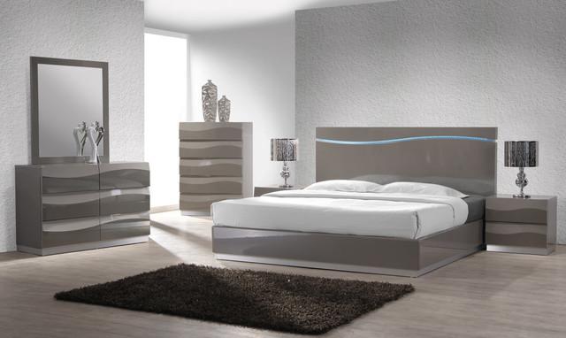 Set De Chambre King Noir: chambre a coucher lit king size