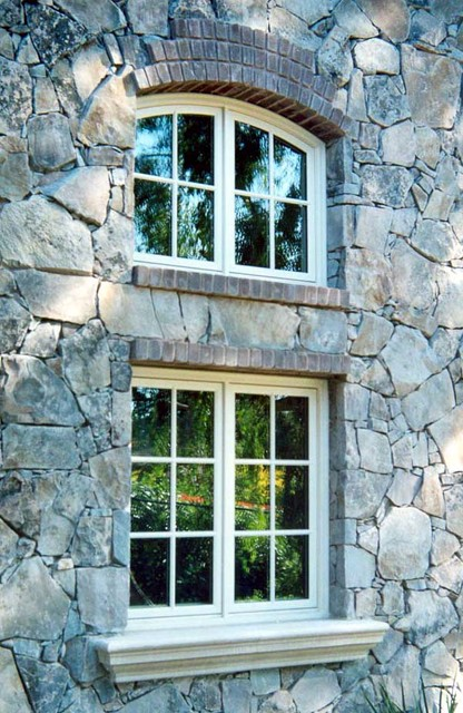 English Country Cottage Traditional Windows San