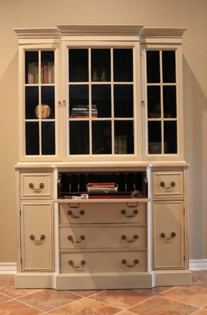 China Cabinets - Traditional - China Cabinets And Hutches ...