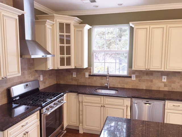 Kitchen Remodeling In Monroe Nj Traditional Newark By Danvoy Group Llc