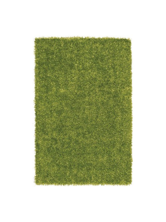 "Dalyn - Dalyn Bright Lights BG69LM Lime 3'6"" x 5'6"" Area Rugs - Dalyn Bright Lights BG69LM Lime 3'6"" x 5'6"" Area Rugs"