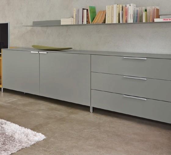 everywhere cabinetry by ligne roset. Black Bedroom Furniture Sets. Home Design Ideas